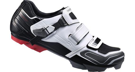 Shimano SH-XC51W schoenen wit/zwart